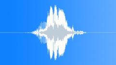 PBFX Sci fi shot whoosh to hit 740 Sound Effect