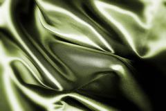 yellow blanket - stock photo