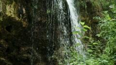 4K Waterfall Lillafured Hungary 6 Stock Footage
