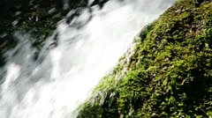 Waterfall Lillafured Hungary 11 Stock Footage