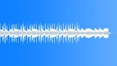 Running (Bell and Bass Beat) - stock music