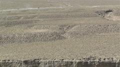 Gobi Desert Gansu China 3 Stock Footage