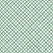 Light green gingham pattern repeat background Stock Illustration