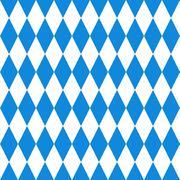 oktoberfest  background. bavarian flag pattern. - stock illustration