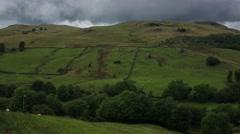 Scotland (hills) - stock footage