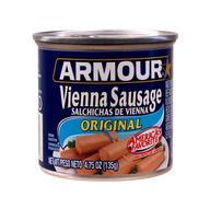 vienna sausage - stock photo