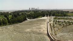 The Great Wall of China in Jiayuguan Gansu China 8 Stock Footage