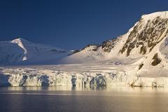 Anvers island, neumayer channel, graham land, antarctic peninsula, antarctica Stock Photos