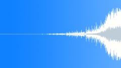 PBFX Creature dramatic riser 878 Sound Effect
