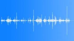 FLICKING THROUGH PAPER - sound effect