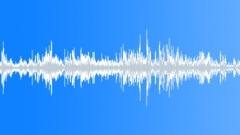 Man have run at lake beach Sound Effect