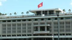 Saigon Reunification Palace7 Stock Footage