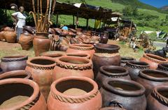 Craftsmanship, pilgrim's rest, old gold mining town, mpumalanga, south africa Stock Photos