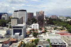 Guatemala city, guatemala, central america Stock Photos