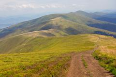 Stock Photo of carpathians