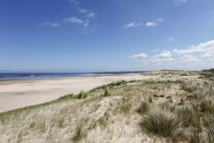 castlerock beach, county derry, northern ireland, great britain, europe - stock photo