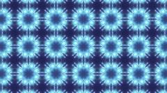 Cosmic Particle Burst Mirror Loop Stock Footage