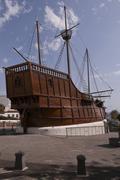 Santa maria maritime museum, santa cruz de la palma, la palma, canary islands Stock Photos