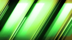 Corporate Green Slides Stock Footage