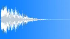 Alien destruction hit Sound Effect