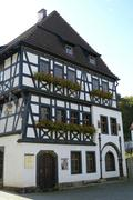 Stock Photo of eisenach, germany, thuringia, house from martin luther