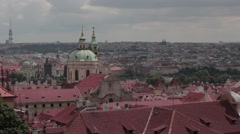 Cathedral of St. Nicholas Stock Footage