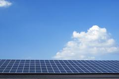 Solar-panels Kuvituskuvat