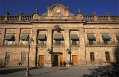 Palacio de gobierno, government palace in san luis potosí, mexico Kuvituskuvat