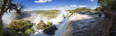Stock Photo of South America, Brazil, Parana, Iguazu National Park, Iguazu Falls