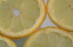 Lemons (citrus limon) Stock Photos