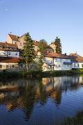 Neunburg vorm wald , upper palatinate bavaria germany Stock Photos