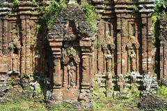 World heritage cham ruins my son sanctuary viet nam Kuvituskuvat