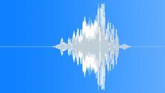 PBFX Deep whoosh pass by 973 Sound Effect