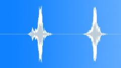 PBFX Whoosh fast creature 920 Sound Effect