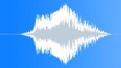 PBFX Whoosh large creature 922 Sound Effect
