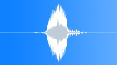 PBFX Whoosh metal sword 882 Sound Effect
