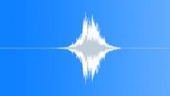 PBFX Sci fi horror whoosh fast 756 Sound Effect