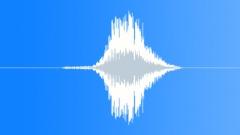PBFX Sci fi airy whoosh 733 Sound Effect