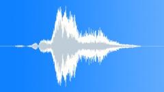 PBFX Whoosh electronic metal 712 - sound effect