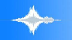 PBFX Whoosh electronic metal 713 Sound Effect