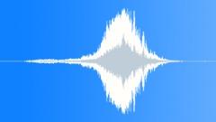 PBFX Sci fi vehicle whoosh large 615 Sound Effect