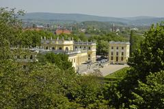 orangerie, kassel, hesse, germany - stock photo