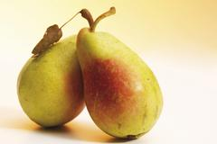 Pears, williams christ variety Stock Photos