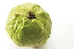 guava (psidium guajava) - stock photo