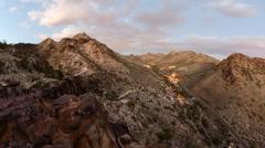 Stock Video Footage of Squaw Peak Hikers