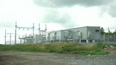 Power Generation Plant - Solar Energy Stock Footage