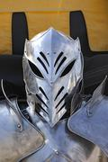 Stock Photo of knight\'s armour