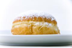 Doughnut in the carneval Stock Photos