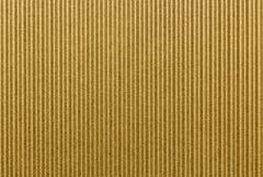 Golden corrugated iron.tif Stock Photos