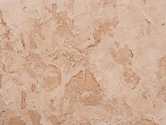 Walls of brown and ocher color Stock Photos